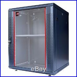 15U 35 Deep Server Rack Enclosure Best IT Data Network Server Rack Cabinet