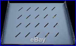 15U Server Rack Cabinet PREMIUM 35 Depth Led Screen Server Rack Enclosure