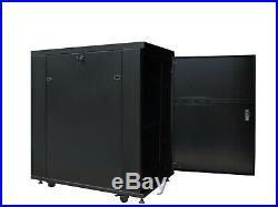 18U 800 mm Depth Server It Data Network Rack Cabinet Enclosure Box