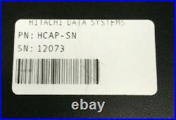 19 42u Hitachi Legrand Hcap-sn Rolling Cabinet Server Rack Storage Enclosure