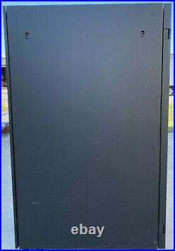 19 IBM 7014T00 7014-T00 74Y5784 ROLLING CABINET RACK ENCLOSURE With PDU