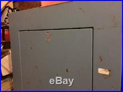 19 Rackmount Server Rack Enclosure, Audio Storage Or Secure Plant Grow Cabinet