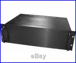 19(W) x 5.25(H) x 13.78(D) 3U Rack Mount Cabinet Enclosure (ET3 35B)