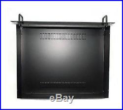 19(W) x 8.75(H) x 11.81(D) 5U Rack Mount Cabinet Enclosure (ET5 30B)