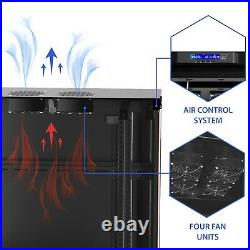 22U 32 Depth 19 Deep IT Network Data Server Rack Cabinet Enclosure Sysracks