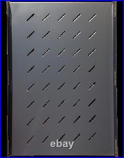 22U 35 Depth Server Rack Cabinet Enclosure Premium Series