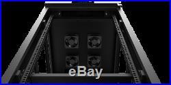 27U 39 Depth Server Enclosure Rack Cabinet IT DATA Network Server Rack Cabinet