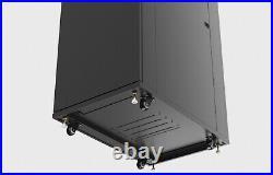 27U Server Rack 39 Depth Server IT Network Data Rack Cabinet Enclosure