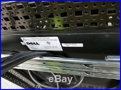 2 Dell 42u 1, 4220 Poweredge 1, PS38S Server Rack cabinet cabinets enclosure