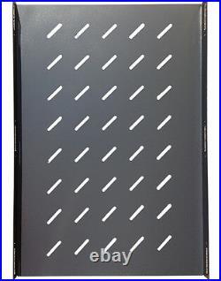 32U Sysracks IT Network Data Server Rack Cabinet Enclosure 39 Deep VENTED DOORS
