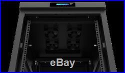 42U 39 Depth Server Rack Cabinet Enclosure IT Network Data Server Rack Cabinet