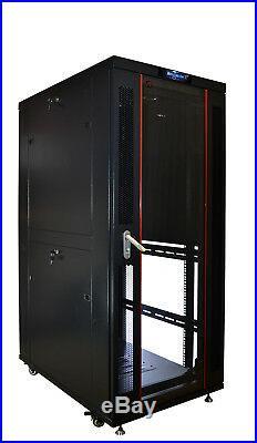 42U 39 Depth Server Rack IT Network Enclosure Cabinet Best Server Rack Cabinet