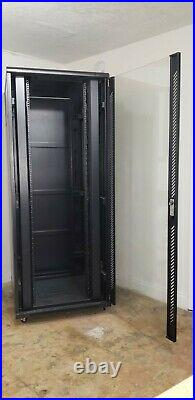 42U NEW Cabinet Network Equipment 31x39 Enclosure Casters NEW RACK 8 available