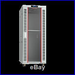 42U Rack Server Cabinet 35 Inch Deep IT Network Enclosure