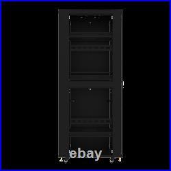 42U Server Cabinet MESH Door 39 Deep Rack Enclosure/Free Shipping & Accessories