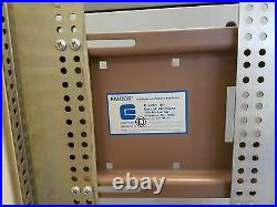 42U Server Rack, EMCOR Modular Enclosure 19 Rack Lockable Cabinet, 5 available