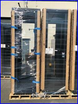 4x 48U Legrand Server Rack 29.5 Cabinet Enclosure Panels Wheels Square Holes