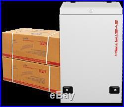 6U Vertical Wall Mount Rack Enclosure 35 Inch Depth Network Server Cabinet