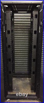 APC 42U Wide 750mm NetShelter SX Rack Server Cabinet Enclosure Complete AR3150