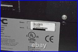 APC AR2100BLK NetShelter VX 42U 19 Rack Enclosure Storage Cabinet withSYCFXR8