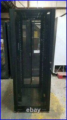 APC AR3150 42 Rack 42U Server Home Audio Automation Rack Enclosure Cabinet