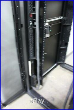 APC AR3150 NetShelter SX 42U Deep Server Rack Enclosure Cabinet