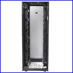 APC AR3150 NetShelter SX 42U Deep Server Rack Enclosure Cabinet No Back Doors