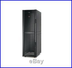 APC AR3200 NetShelter SX Enclosure Rack Cabinet 19 42U with Sides
