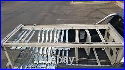 APC AR 1000A Netshelter 42U Premium Network Enclosure Cabinet/Rack Shelves Rails