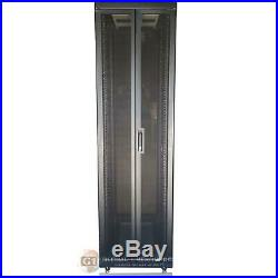 APC Dell AR2800BLK VS Netshelter Enclosure 42U Server Rack Cabinet Data Rack