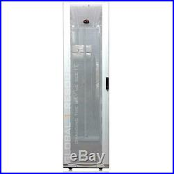 APC Dell AR3307W SX Netshelter Enclosure 48U Server Rack Cabinet Data Rack