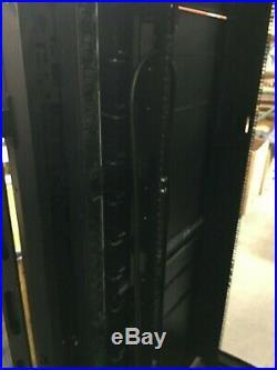 APC NetShelter SX AR3340 42U 750mm x 1200mm Deep Enclosure Server Rack Cabinet
