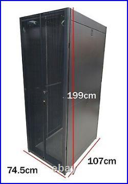 APC NetShelter SX Enclosure 42U 745mm Wide x 1070mm Deep Server Cabinet rack