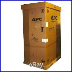Apc Ar3150 42u Server Rack Computer Cabinet Wide Enclosure Sx 19 Data Racks