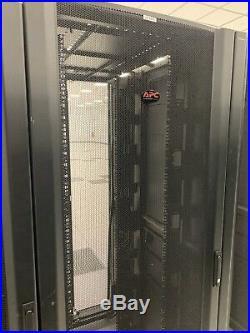 Apc Ar3350 Sx 42u Enclosure 1200mm Dell Server Rack 750mm Cabinet Data Racks