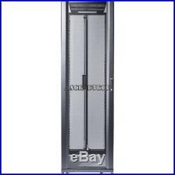 Apc / Dell Netshelter Sx 42u Rack 19 Server Cabinet Enclosure Ar3300 A7153506