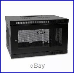 BRAND NEW Tripp Lite SRW6U Wall Mounted Smart Rack Enclosure Server Cabinet