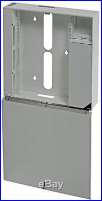 CABINET 10 HOME NETWORK+PDU 10U Enclosures & 19 Cabinet Racks