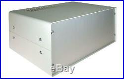 CONSOLE BOX METAL 140X200X80MM Enclosures & 19 Cabinet Racks Enclosures