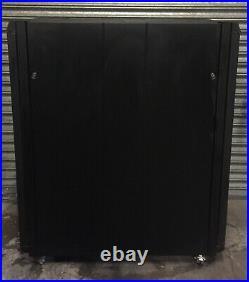 Cannon 25U Server Rack Cabinet Enclosure Complete With Side Panels CT61-625SM