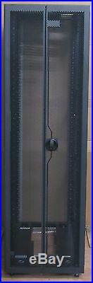 Cisco R42610 42U RACK-UCS2-INT Server Enclosure Network Rack Cabinet 1Side Panel