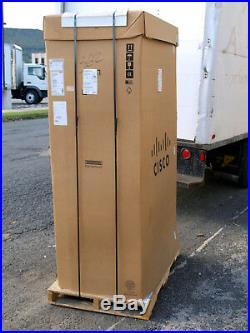 Cisco RACK-UCS2 V03 PN 74-8475-03 A0 42U Barebone Server Cabinet Rack Enclosure