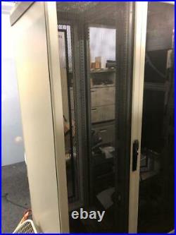 Compaq Server Rack Enclosure Server Cabinet Enclosure 42U 7 Foot Rack 19 Wide