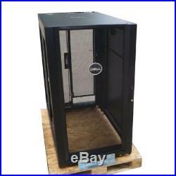 DELL APC AR3104X717 24U AR3104 Server Rack Enclosure 19 RackMount Cabinet
