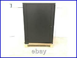 DENTS! Tripp Lite 24U Server Rack Cabinet Enclosure 32.5 Deep SR24UB