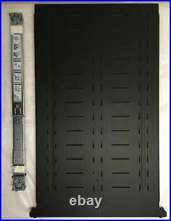 Dell 1u Fixed Server Rack Enclosure Cabinet Shelf Black OC745R