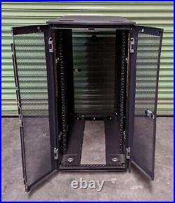 Dell 2410 24U Server Rack Enclosure Cabinet
