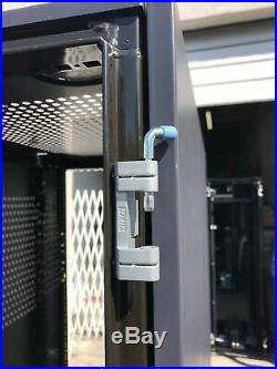 Dell 4210 42u Server Rack Enclosure Computer Cabinet PS38S 0RM387