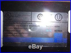 Dell 4220 42U 0F378K Server Rack Enclosure Computer Cabinet