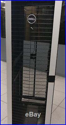 Dell 4220 42U Server Rack Data Enclosure Enterprising Cabinet B+ grade